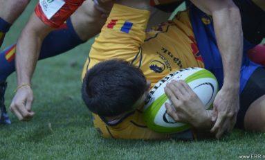 """Victorie pentru """"stejari"""" în primul meci la World Rugby Nations Cup, de la București"""