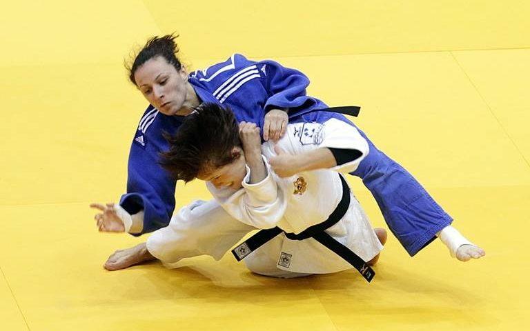 Andreea Chițu și Larisa Florian, în finalele Jocurilor Europei, la judo. Corina Căprioriu ratează medalia