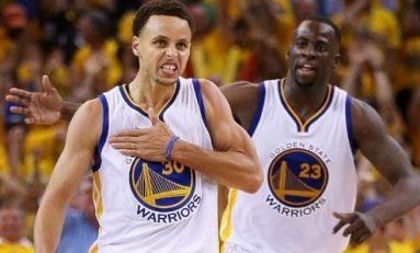 Golden State Warriors, la o victorie de titlul NBA