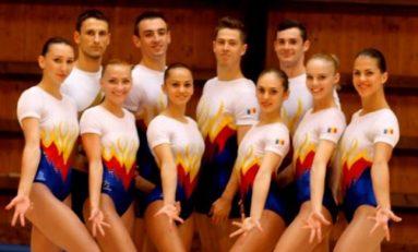 Argint la Jocurile Europei pentru grupul de la gimnastică aerobică