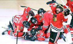 Chicago Blackhawks, aproape de câștigarea Cupei Stanley