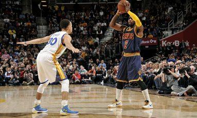 Cleveland Cavaliers câștigă în propria arena al treilea meci din finala NBA