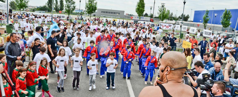 Cel mai mare sotron din lume va fi organizat in Piata Constitutiei, in parteneriat cu Primaria Bucuresti