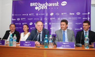 Șase românce pe tabloul principal la BRD Bucharest Open 2015