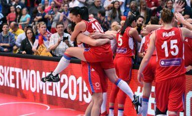 Serbia și Belarus se impun în primele sferturi ale EuroBasket Woman 2015