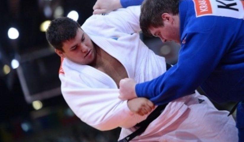 Judoka Vlăduț Simionescu câștigă prima medalie, un bronz, la Universiada din Coreea de Sud