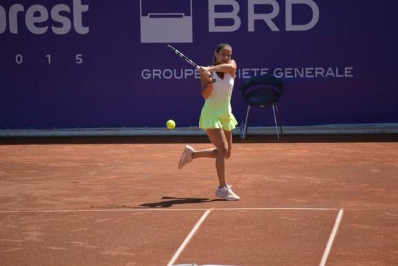 Trei românce în semifinalele probei de dublu, la BRD Bucharest Open