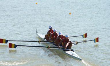 O finală A și șase semifinale cu canotori români la Mondialele de juniori din Bulgaria
