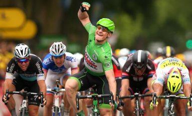 Germanul Andre Greipel se impune și în etapa a cincea din Turul Franței, conaționalul Tony Martin rămâne lider