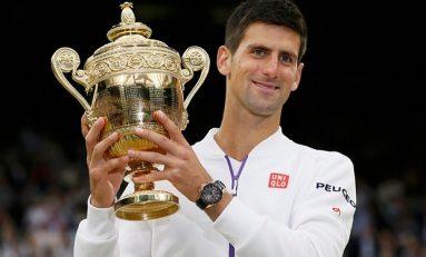 Novak Djokovic îl învinge a doua oară pe Roger Federer în finala de la Wimbledon