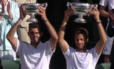 Prima victorie a dublului Rojer-Tecău la Wimbledon