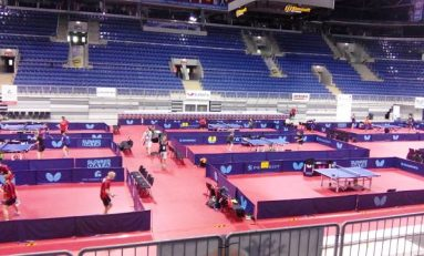 Un aur și două bronzuri la Europenele de cadeți și juniori de tenis de masă