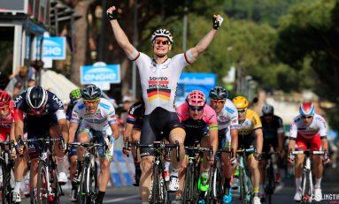 Greipel se impune în etapa a doua din Turul Franței, Cancellara preia tricoul galben