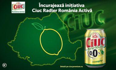 Ciuc Natur Radler trasează cel mai mare desen pe GPS din România, parcurs cu bicicleta