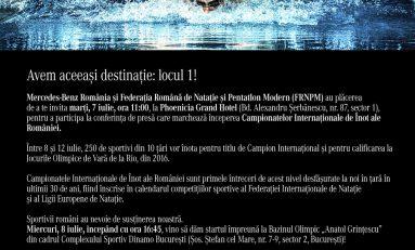 Campionatele Internaționale de Înot