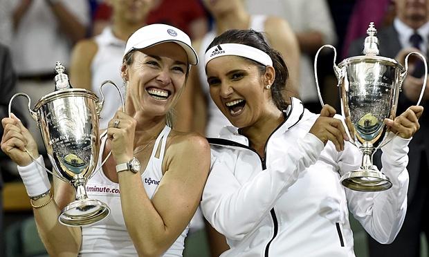 Martina Hingis, două titluri la Wimbledon, la aproape 35 de ani