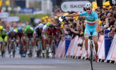 Vincenzo Nibali, câștigătorul de anul trecut, se impune în antepenultima etapă a Turului Franței și trece pe locul 4