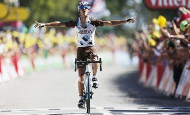 Vuillermoz se impune în etapa cu numărul 8, Froome rămâne lider în Turul Franței