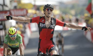 Prima victorie în Turul Franței pentru belgianul Greg Van Avermaet. Fără schimbări în Top ten