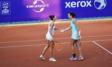 Monica Niculescu pierde semifinala cu Sara Errani la BRD Bucharest Open. Andreea Mitu și Patricia Țig, în finala de dublu