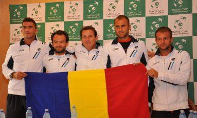 Copil și Klizan câștigă în prima zi a meciului de Cupa Davis România-Slovacia