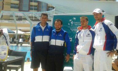 Înfrângere neașteptată la dublu în meciul cu Slovacia, care conduce cu 2-1 în meciul de Cupa Davis