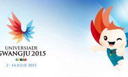 România pe locul 28 în ierarhia pe medalii la Universiada de Vară de la Gwanju