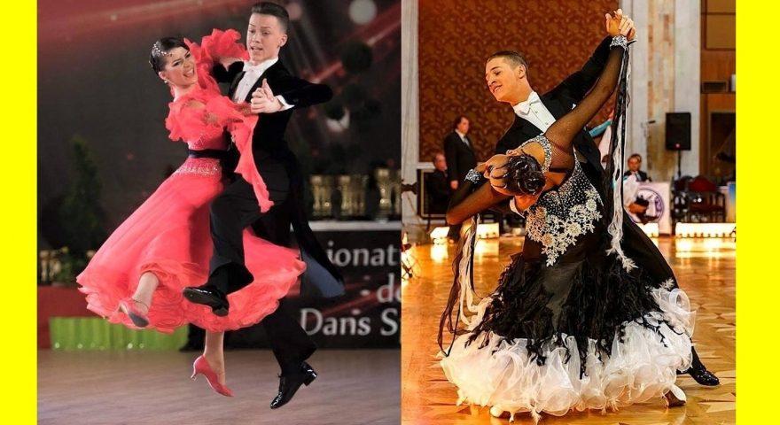 Două trofee de argint la Mondiale pentru dansatorii români
