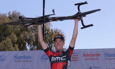 Tânărul ciclist australian - Rohan Dennis, învingător surpriză la contratimpul de la Utrecht, din prima etapă a Marii Bucle