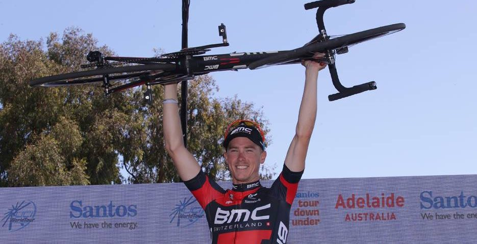 Tânărul ciclist australian – Rohan Dennis, învingător surpriză la contratimpul de la Utrecht, din prima etapă a Marii Bucle