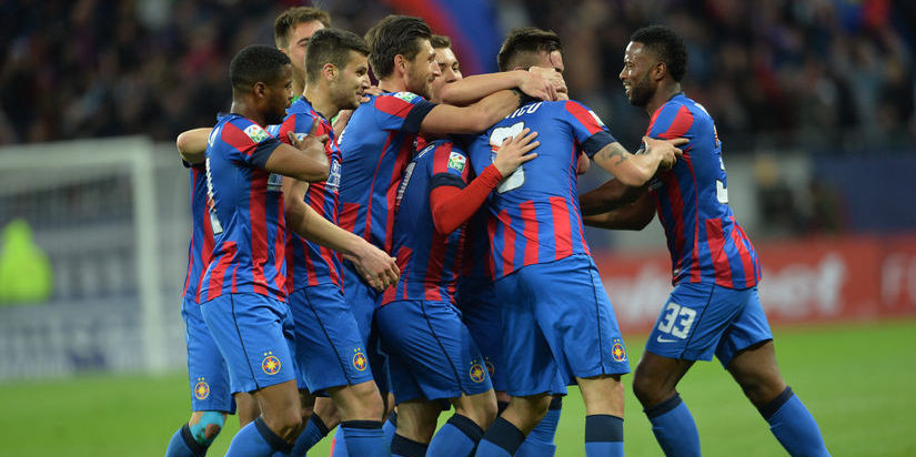 Steaua învinge la două goluri pe terenul slovacilor de la AS Trencin în preliminariile Ligii Campionilor