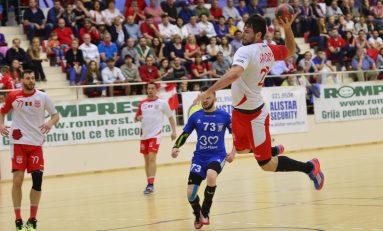 Duel românesc în primul tur al Cupei EHF la handbal masculin