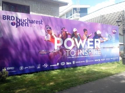 Adversarele tenismanelor noastre la BRD Bucharest Open