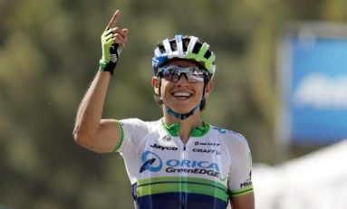 Columbianul Esteban Chaves triumfă în a doua etapă din Vuelta