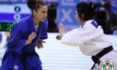 Locul 7 pentru Monica Ungureanu la Mondialele de judo