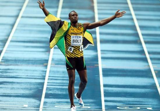Finală mondială la 100 metri, cu nouă atleți sub 10 secunde, câștigată de jamaicanul Usain Bolt