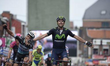 Alejandro Valverde triumfă a noua oară într-o etapă din Turul Spaniei