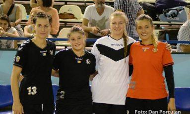 Proiect pentru viitorul handbalului feminin în orașul de pe Someș
