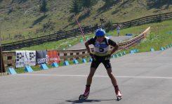 A doua medalie, argint, la Mondialele de biatlon vară, de la Cheile Grădiștei