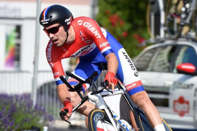 Tom Dumoulin se impune în etapa a noua și preia tricoul liderului din Vuelta