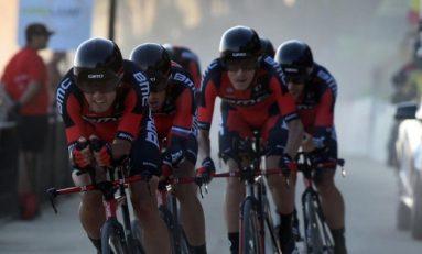 BMC câștigă contratimpul pe echipe la debutul Turului Spaniei