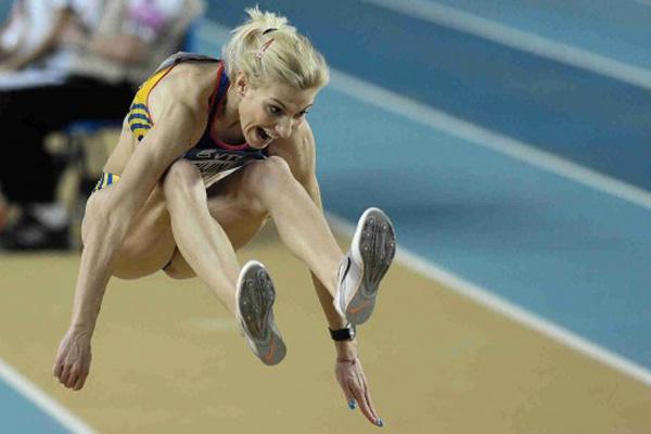 Cristina Bujin și Andreea Panțuroiu ratează calificarea în finala mondială a probei de triplusalt