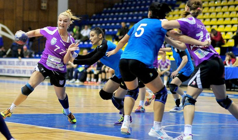 Reeditarea finalei ediției precedente la Bucharest Trophy