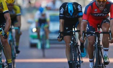 Luxemburghezul Pierre Drucker, învingător surpriză la cursa ciclistă Providencial London Classic