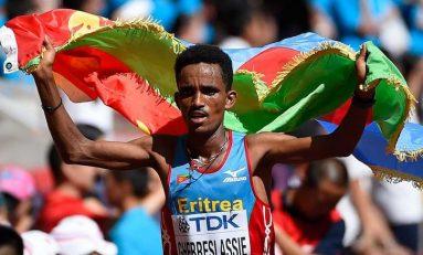 Prima surpriză la debutul Mondialelor-victoria maratonistului eritrean Ghebrselassie. Marius Ionescu, printre cei 26 de abandonați