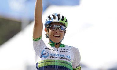 Esteban Chaves, la a doua victorie de etapă, preia tricoul liderului din Turul Spaniei