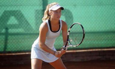 Tenismena Selma Cadâr, bronz la Festivalul Olimpic al Tineretului European