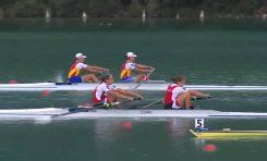 Fără medalii mondiale la canotaj, dar cu trei ambarcațiuni calificate la Jocurile Olimpice
