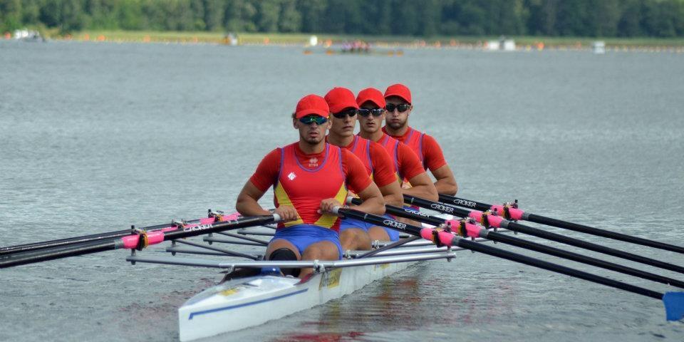 Două ambarcațiuni românești calificate în semifinalele Mondialelor