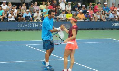 Victorie pentru dublul Simona Halep-Horia Tecău în primul meci la US Open